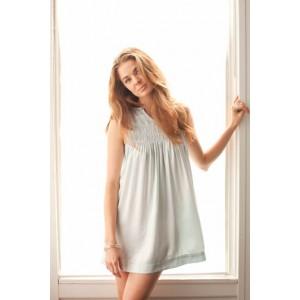 Abby Silk Nightdress