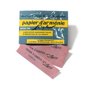 Papier D'Armenie Natural Room Deodorizer