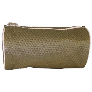 Silk Cylinder Bag