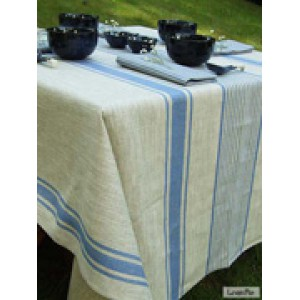 Country Linen Tablecloth