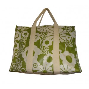 Flowered Tote
