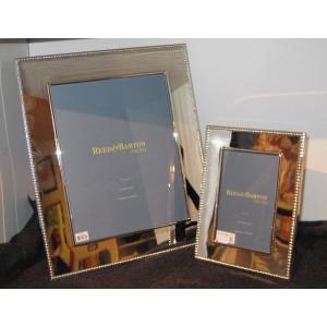 Lyndon Silver Plated Frame