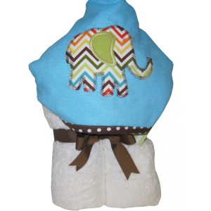Boy Hooded Towels