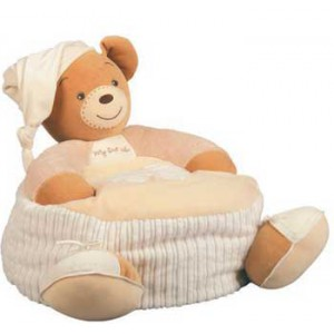 Stuffed Bear Chair