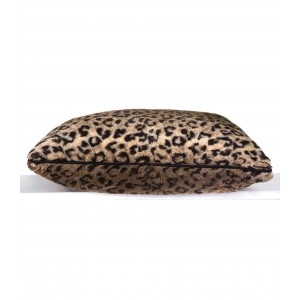 Luxe Leopard Throw Pillow