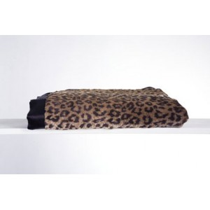 Luxe Leopard Throw