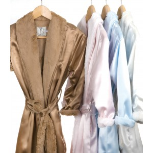 Luxe™ Satin Cover Up for Kids