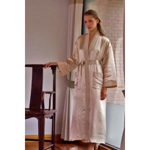 Silk Milan Robe