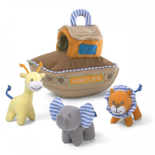 Noah's Ark Soft Toy