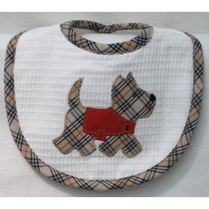 Posh Dog Bib