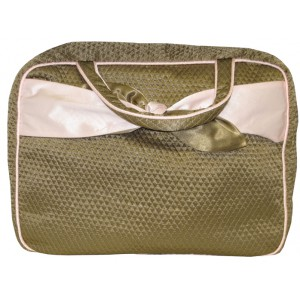 Largest Silk Toiletry Bag