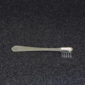 Sterling Silver Toothbrush
