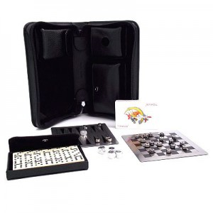 Travel 4-in-1 Game Set