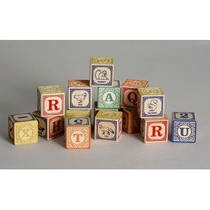 Wooden Uncle Goose Blocks
